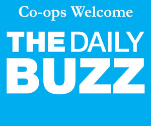 The Daily BUZZ - Co-ops Welcome