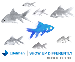 Edelman - Show Up Differntly