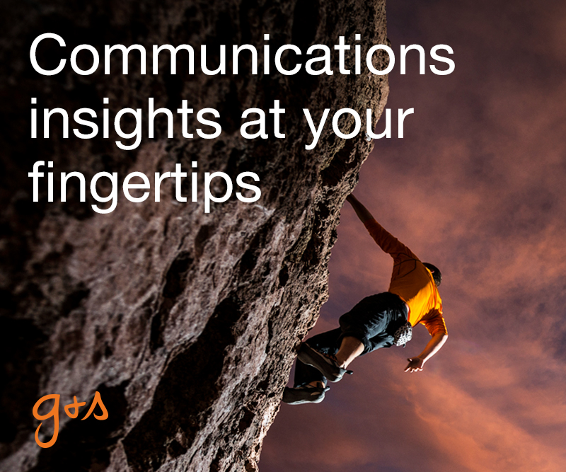 G&S Business Communications: Communications Insights at Your Fingertips