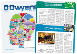 O'Dwyer's Magazine