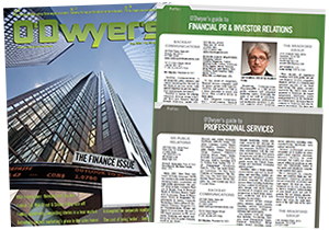 O'Dwyer's Jul. '19 Travel & Int'l PR Magazine
