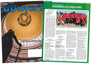 O'Dwyer's Feb. '18 Environmental PR & Public Affairs Magazine