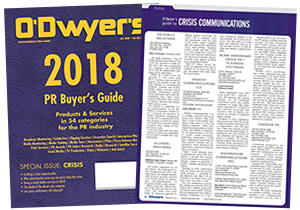 Jan. '18 PR Buyer's Guide