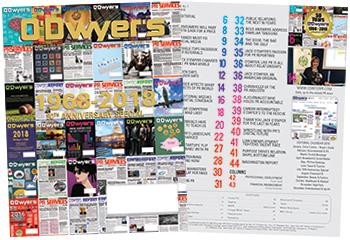 O'Dwyer's PR Firm Rankings Magazine