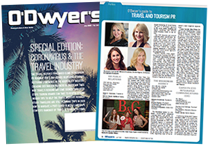 O'Dwyer's Jul. '20 Travel & Intl PR Magazine