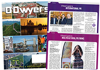 O'Dwyer's June '17 Int'l. & Multicultural PR Magazine