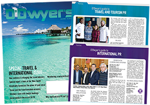 O'Dwyer's Travel & International PR Magazine
