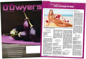 Mar. '20 Food & Beverage PR Magazine