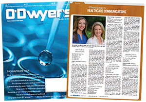 O'Dwyer's Oct. '19 Healthcare & Medical PR Magazine