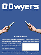 O'Dwyer's Apr. '18 Broadcast & Social Media PR Magazine