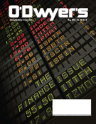 O'Dwyer's August Financial PR/IR & Prof. Svcs. PR Magazine
