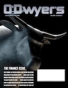 O'Dwyer's Aug. '21 Financial PR/IR and Prof. Svcs. PR Magazine