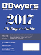 Jan. '17 PR Buyer's Guide & Crisis Communications Magazine