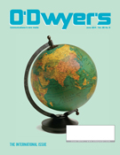 O'Dwyer's June Multicultural & Int'l PR Magazine