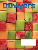 O'Dwyer's Mar. '15 Food & Beverage PR Magazine