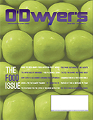 O'Dwyer's Mar. '21 Food & Beverage PR Magazine