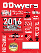 O'Dwyer's May PR Firm Rankings Magazine