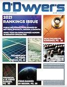 O'Dwyer's May '21 PR Firm Rankings Magazine