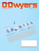 O'Dwyer's October Healthcare & Medical PR Magazine