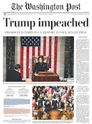 Washington Post: Trump Impeached