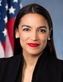 Congresswoman Alexandria Ocasio-Cortez