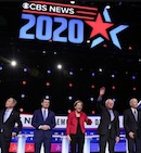 CBS News Democratic Debate in South Carolina