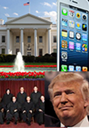 Whitehouse, iPhone, SCOTUS, Trump