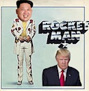 Kim Jong 'Little Rocket Man' Un & Donald Trump