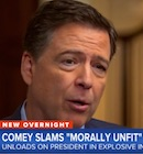 James Comey ABC TV interview