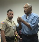 O.J. Simpson was granted pariole after nine years in prison