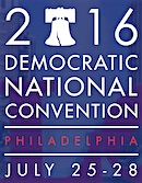 Democratic Convention in Philadelphia