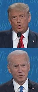 Trump & Biden debate