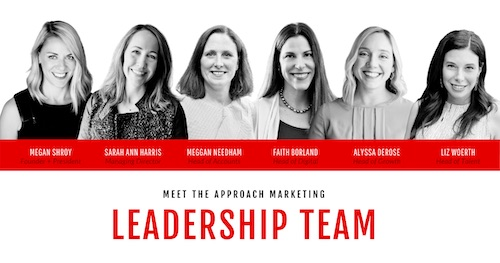 Approach Marketing Leadership Team
