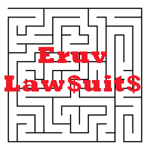 Eruv lawsuit