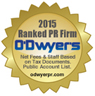 O'Dwyer's PR Firm Rankings