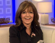 palin on today