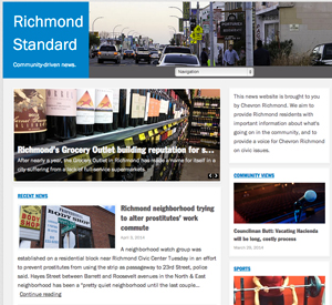 richmond standard