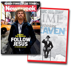 time, newsweek