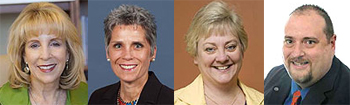PRSA Board Members