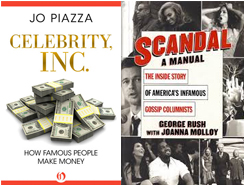 Books by Piazza and Rush