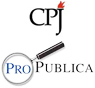 CPJ & ProPublica logos