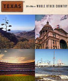 Texas Reviews Tourism PR - Fri , Jul  18, 2014