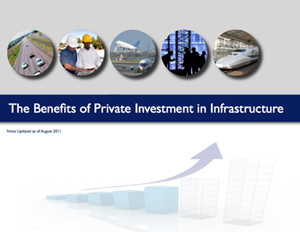 Sphere Consulting's Benefits of Public Private Partnerships Report