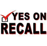 yes on recall
