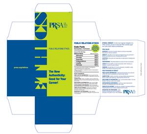 prsa ethics box