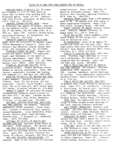 PR groups 1975