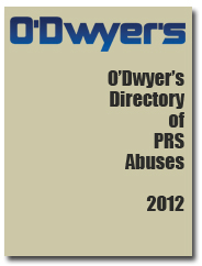 O'Dwyer's Directory of PR Abuses