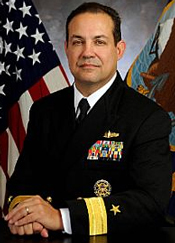 Adm. Victor Beck