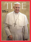 Time Magazine, Pope Francis