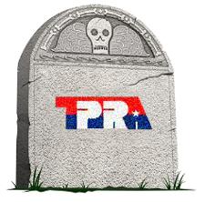 TPRA grave